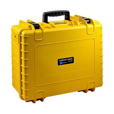 Für weitere Info hier klicken. Artikel: B&W Phantom 4 Serie Copter Case Type 6000 gelb