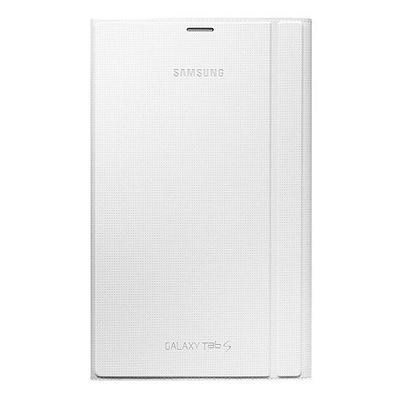 Für weitere Info hier klicken. Artikel: Samsung Book Cover Galaxy Tab S 8.4 weiss
