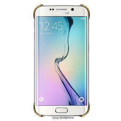 Für weitere Info hier klicken. Artikel: Samsung Clear Cover G925F Galaxy S6 edge gold