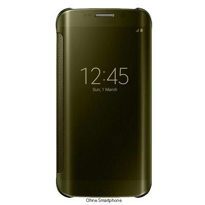 Für weitere Info hier klicken. Artikel: Samsung Clear View Cover G920F Galaxy S6 gold