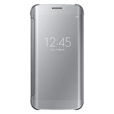 Für weitere Info hier klicken. Artikel: Samsung Clear View Cover G925F Galaxy S6 edge silber