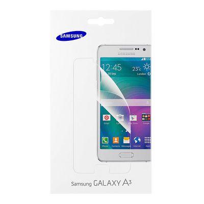 Für weitere Info hier klicken. Artikel: Samsung Display-Schutzfolie Galaxy A3 2er Pack