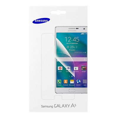 Für weitere Info hier klicken. Artikel: Samsung Display-Schutzfolie Galaxy A5 2er Pack