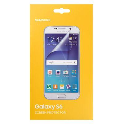 Für weitere Info hier klicken. Artikel: Samsung Displayschutzfolie für G920F Galaxy S6 2er-Pack blau