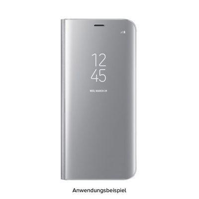 Für weitere Info hier klicken. Artikel: Samsung EF-ZG950CSEG Clear View Hülle S8 silber