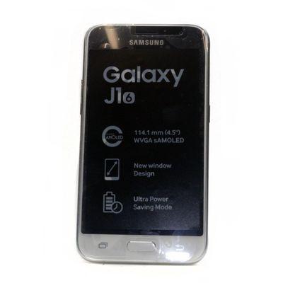 Für weitere Info hier klicken. Artikel: Samsung Galaxy J1 (2016) weiß -Second Hand-