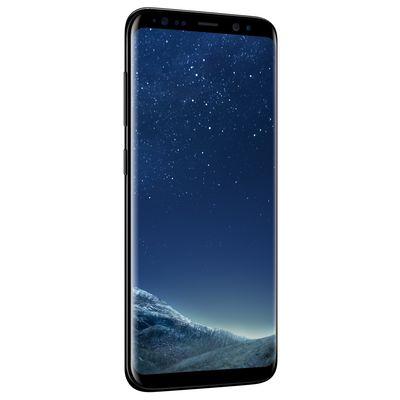 Für weitere Info hier klicken. Artikel: Samsung Galaxy S8 Midnight Black