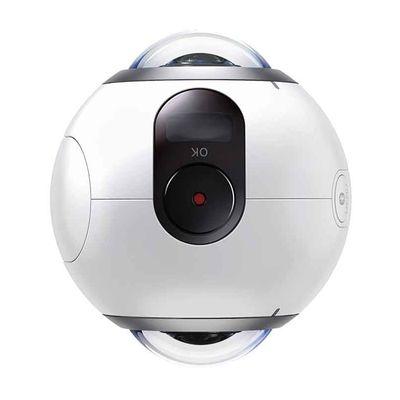 Für weitere Info hier klicken. Artikel: Samsung Gear 360 2017, VR-Kamera weiss