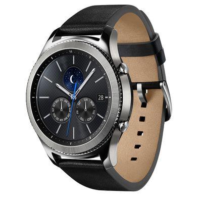 Für weitere Info hier klicken. Artikel: Samsung Gear S3 classic silver