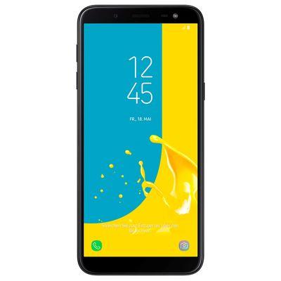 Für weitere Info hier klicken. Artikel: Samsung J600F Galaxy J6 (2018) black 32 GB Dual SIM Smartphone