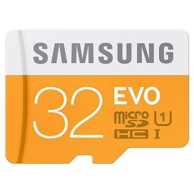 Für weitere Info hier klicken. Artikel: Samsung microSDHC Class 10 EVO mit Adapter 32GB