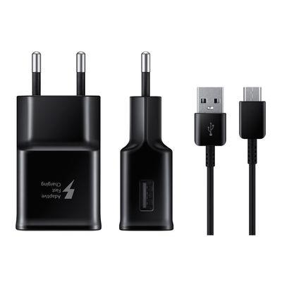 Für weitere Info hier klicken. Artikel: Samsung Schnellladegerät 15W USB Typ C Netzteil inkl Kabel schwarz