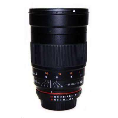 Für weitere Info hier klicken. Artikel: Samyang 1:2/135mm ED UMC -G- Nikon FX