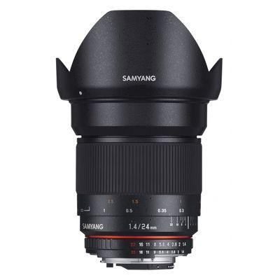 Für weitere Info hier klicken. Artikel: Samyang 1,4/24 ED AS IF UMC Canon EF