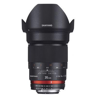 Für weitere Info hier klicken. Artikel: Samyang 1,4/35 AE Canon EF