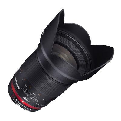 Für weitere Info hier klicken. Artikel: Samyang 1,4/35 AS UMC Canon EF