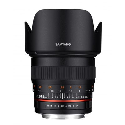 Für weitere Info hier klicken. Artikel: Samyang 1,4/50 AS UMC Micro Four Thirds