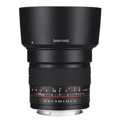Für weitere Info hier klicken. Artikel: Samyang 1,4/85 AS IF UMC Canon