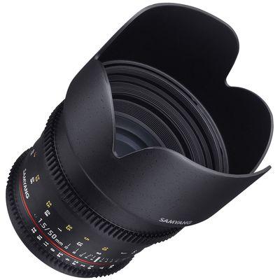 Für weitere Info hier klicken. Artikel: Samyang 50mm T/1,5 Video DSLR Canon EF