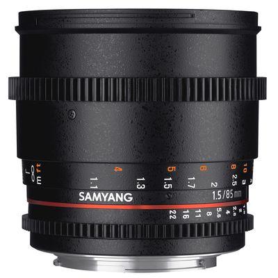 Für weitere Info hier klicken. Artikel: Samyang 85mm T1,5 VDSLR AS IF UMC II Sony FE-Mount