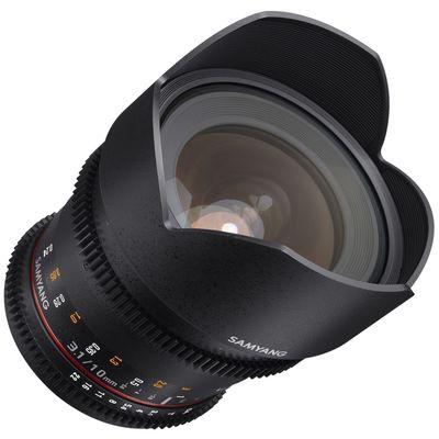 Für weitere Info hier klicken. Artikel: Samyang 10mm T/3,1 Video APS-C Canon EF