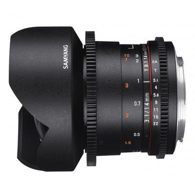 Für weitere Info hier klicken. Artikel: Samyang 14mm T/3,1 VDSLR ED AS IF UMC II Sony FE-Mount