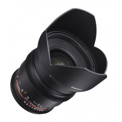 Für weitere Info hier klicken. Artikel: Samyang 16mm T2.2 VDLSR ED AS UMC CS II Canon EF-S