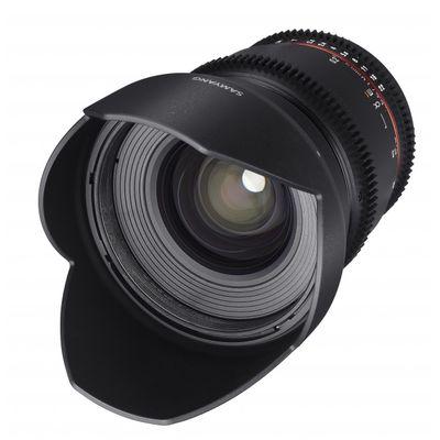 Für weitere Info hier klicken. Artikel: Samyang 16mm T/2,2 VDLSR ED AS UMC CS II Canon EF-S