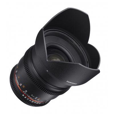 Für weitere Info hier klicken. Artikel: Samyang 16mm T2.2 VDLSR ED AS UMC CS II Fujifilm X