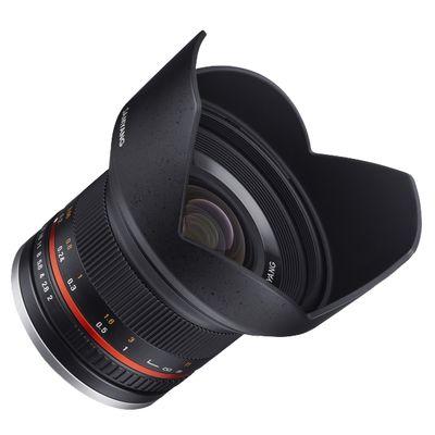 Für weitere Info hier klicken. Artikel: Samyang 2.0/12 NCS CS Samsung NX schwarz