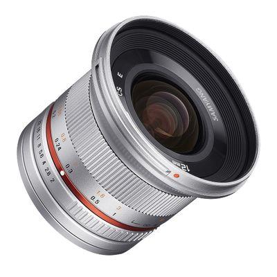 Für weitere Info hier klicken. Artikel: Samyang 12mm f/2,0 NCS CS Sony E-Mount silber