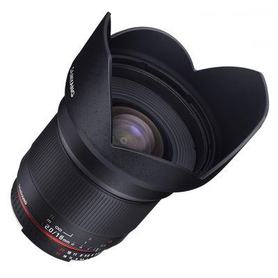 Für weitere Info hier klicken. Artikel: Samyang 2,0/16 ED AS UMC CS Nikon DX