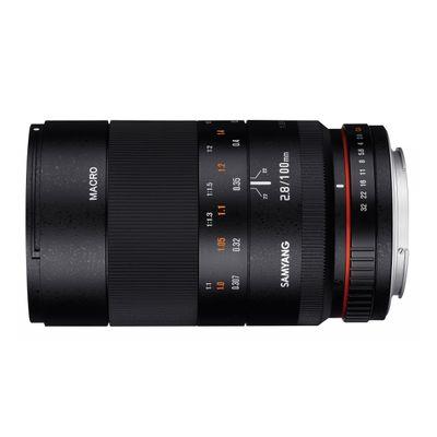 Für weitere Info hier klicken. Artikel: Samyang 2,8/100 ED UMC Macro Canon EF