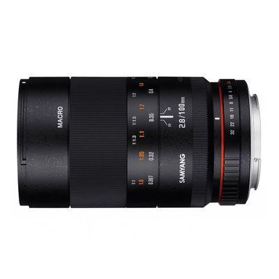 Für weitere Info hier klicken. Artikel: Samyang 2,8/100 ED UMC Macro Fujifilm X