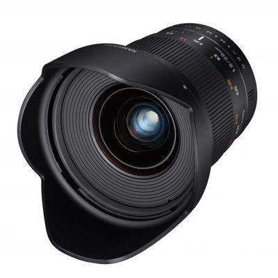 Für weitere Info hier klicken. Artikel: Samyang 20mm f/1,8 ED AS UMC Sony FE-Mount