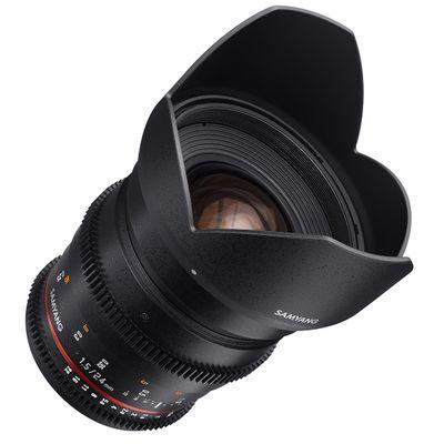 Für weitere Info hier klicken. Artikel: Samyang 24mm T1.5 VDSLR ED AS IF UMC II Canon EF
