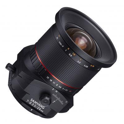 Für weitere Info hier klicken. Artikel: Samyang 24mm f/3,5 Tilt-Shift ED AS UMC Canon EF