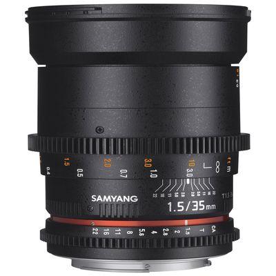 Für weitere Info hier klicken. Artikel: Samyang 35mm f/1,5 Video DSLR II Micro Four Thirds
