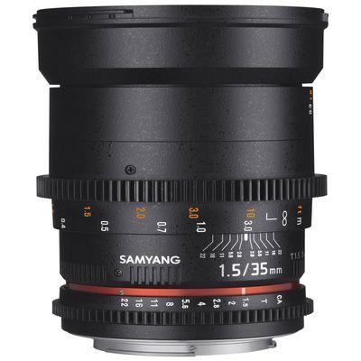 Für weitere Info hier klicken. Artikel: Samyang 35mm f/1,5 Video DSLR II Nikon F