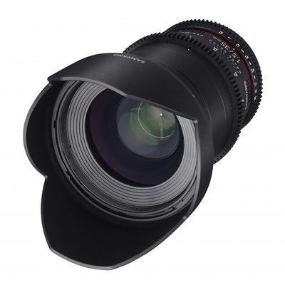 Für weitere Info hier klicken. Artikel: Samyang 35mm T1.5 VDSLR AS UMC II Canon EF