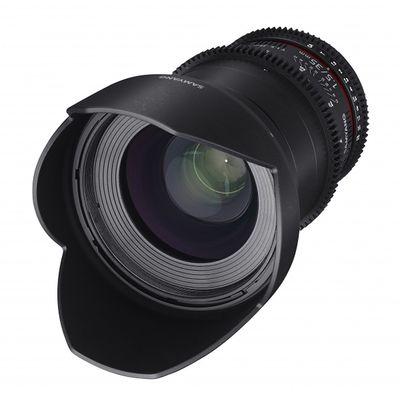 Für weitere Info hier klicken. Artikel: Samyang 35mm T1.5 VDSLR AS UMC II Sony E-Mount