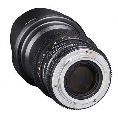 Für weitere Info hier klicken. Artikel: Samyang 35mm T/1,5 VDSLR AS UMC II Sony FE-Mount