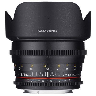 Für weitere Info hier klicken. Artikel: Samyang 50mm f/1,5 Video DSLR Nikon FX