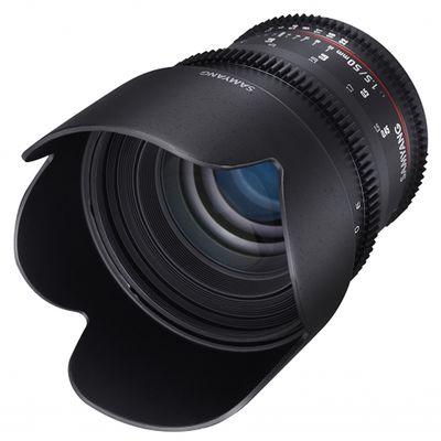 Für weitere Info hier klicken. Artikel: Samyang 50mm T1.5 VDSLR AS UMC Canon EF