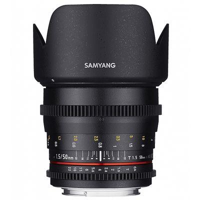 Für weitere Info hier klicken. Artikel: Samyang 50mm T/1,5 VDSLR AS UMC Sony FE-Mount