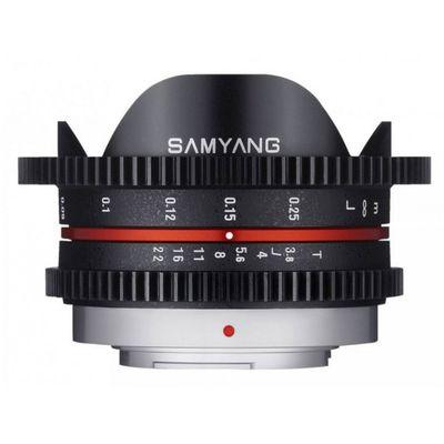 Für weitere Info hier klicken. Artikel: Samyang 7,5mm T3.8 Cine UMC Fish-Eye Micro Four Thirds