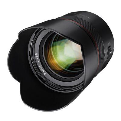 Für weitere Info hier klicken. Artikel: Samyang 75mm f/1.8 AF Sony FE