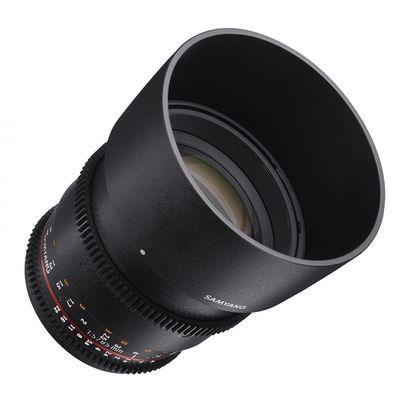 Für weitere Info hier klicken. Artikel: Samyang 85mm T1.5 VDSLR AS IF UMC II Canon EF