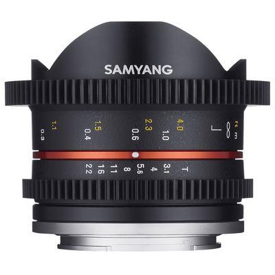 Für weitere Info hier klicken. Artikel: Samyang 8mm f/3,1 Fisheye Video APS-C Sony E-Mount