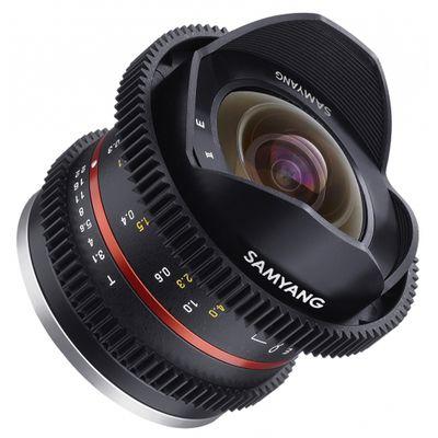 Für weitere Info hier klicken. Artikel: Samyang 8mm T3.1 Cine UMC FISH-EYE II Canon EF-M